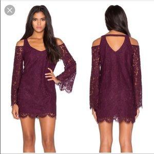 Chaser Cold Shoulder Dress
